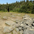 Mt. Hale summit, Mount Hale (New Hampshire)