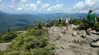 Mt. Jackson summit, Mount Jackson (New Hampshire) photo