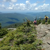 Mt. Jackson summit, Mount Jackson (New Hampshire)
