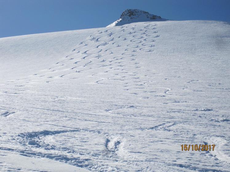 First Turns, Mount Baker