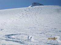 First Turns, Mount Baker photo