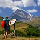 kazbak mountain