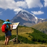 kazbak mountain, Kazbek or Kasbek