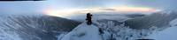panorama from Canadian guy, Mount Adams photo