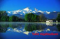 From Keykubadiye Lake to Mt Erciyes 3917m., Mount Erciyes photo