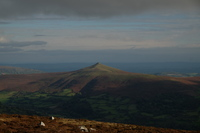 Pen Y Fal, Sugar Loaf Mountain (Wales) photo