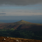 Pen Y Fal, Sugar Loaf Mountain (Wales)