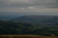 Blorenge from Table Mountain, The Blorenge photo