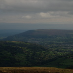 Blorenge from Table Mountain, The Blorenge