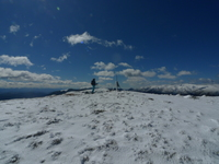 Beebys Knob Summit Trig photo
