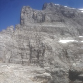 Eiger west ridge
