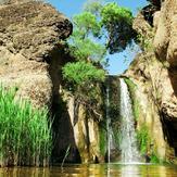 naser ramezani haft cheshmeh waterfall, سن بران