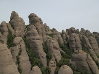 Agulles, Montserrat (mountain) photo