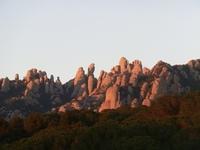 Els Frares Encantats, Montserrat (mountain) photo