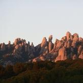 Els Frares Encantats, Montserrat (mountain)
