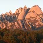 El Montgròs and Els Ecos, Montserrat (mountain)