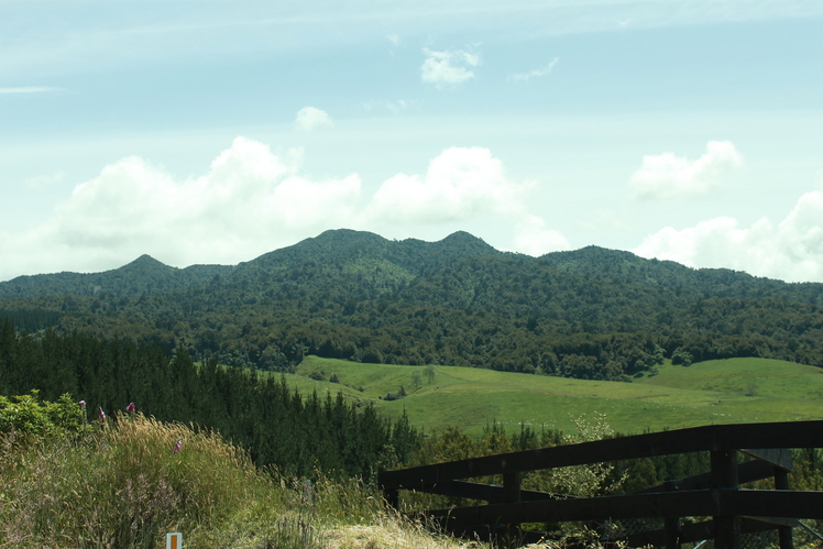 Pirongia Mountain weather