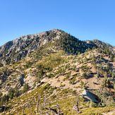 Telegraph Peak, Telegraph Peak (California)