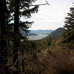 View of Wind Mountain, Dog Mountain
