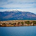 Cerro El Potosí and Lake Labradores, Cerro Potosi