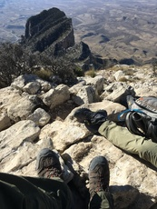 Guadalupe Peak photo