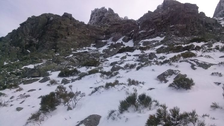 Mountain Wilderness, La Najarra