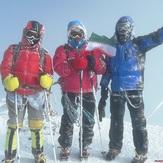 قله البروس, Mount Elbrus