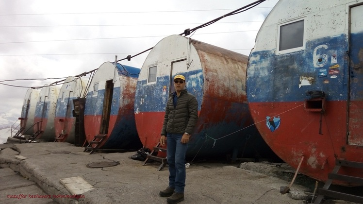 پناهگاه البروس, Mount Elbrus