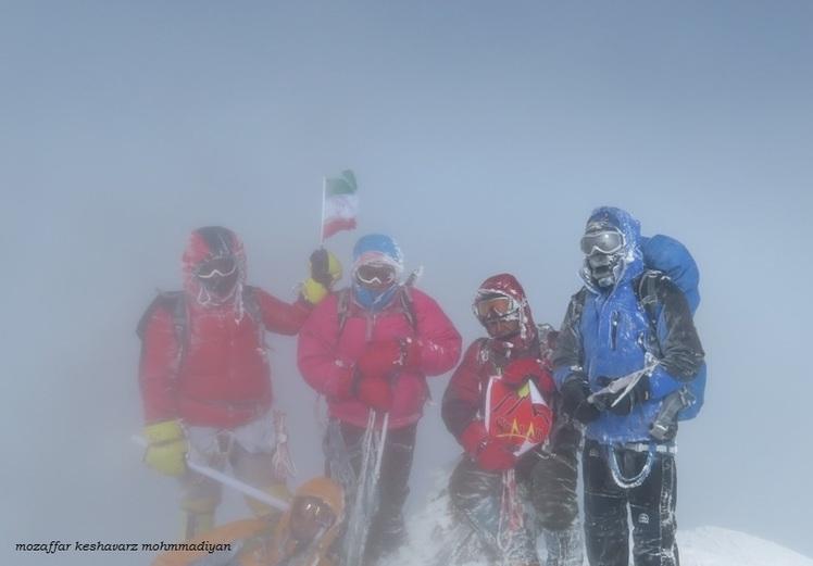 Elbrus Peak, Mount Elbrus