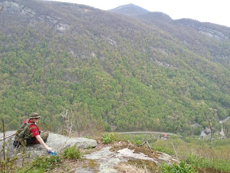 Bluerock Mountain (North Carolina) weather