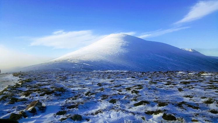 Ben Rinnes weather
