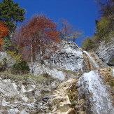 Vodopad na potoku Zastavac, Vlašić (mountain)
