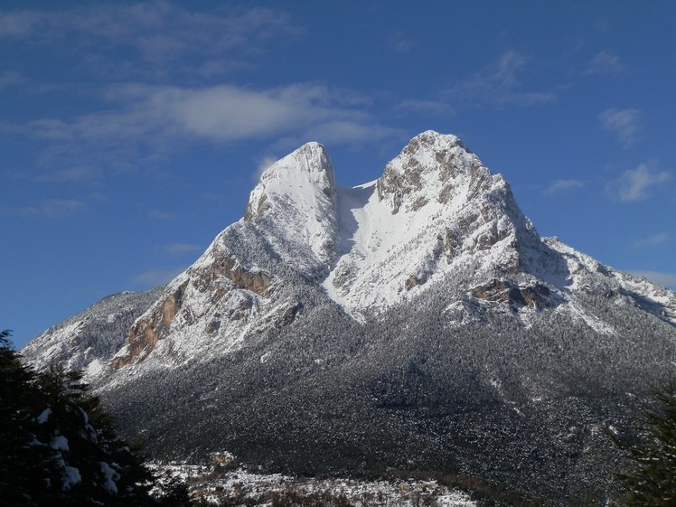 Pedraforca weather