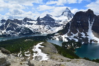 NUBLET, Mount Assiniboine photo