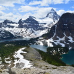 NUBLET, Mount Assiniboine
