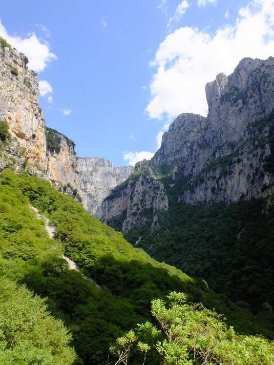 Vikos Gorge Tymfi Mt