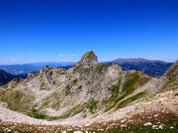 Tsuka Rossa 2377 Tymfi Mt