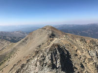 Electric Peak summit photo