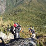 Going up, Pedra Da Mina