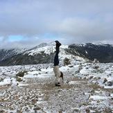 Finding Balance on Mount Eisenhower