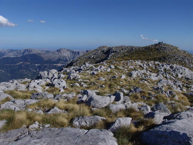 Dirfys Top - Κορυφή Δίρφυοε, Dirfys (Evia)
