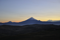 Cotopaxi sunrise photo