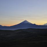 Cotopaxi sunrise