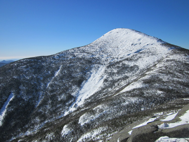 Algonquin Peak weather