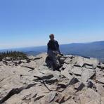 Summit of Mt. Flume, Mount Flume
