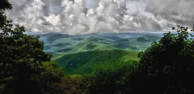 Blood Mountain weather