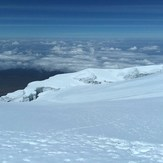 Glaciars in Heaven, Mount Kilimanjaro
