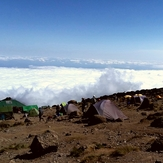 Barranco Camp at Mount Kilimanjaro