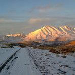 Sahand Mt. (southern view)