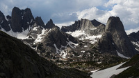 Cirque of The Towers, Wolf's Head (Wind River) photo